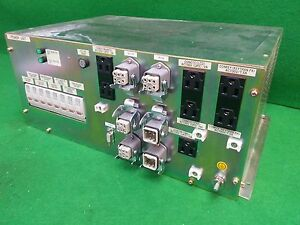 Ulvac Power Unit From Entron 300mm Pvd used