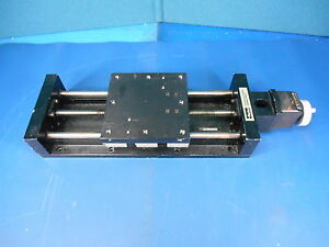 Parker 506081s 8 5in Travel Mechanical Position Stage With Counter 92100850603