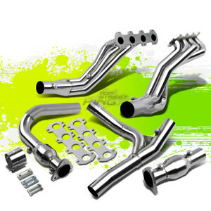 For F 150 f150 Xlt 2wd 5 4l V8 8 2 Racing performance Exhaust Header Manifold