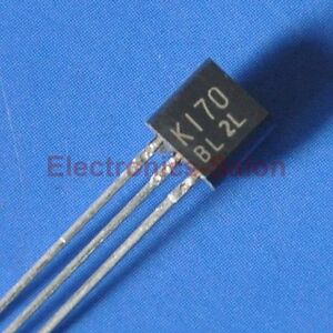 5x 2sk170 bl Toshiba Low Noise Audio Fet K170 Transistor