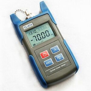 Fiber Optic Cable Power Meter Tester Light Decay Test Sc fc high Sensitivity
