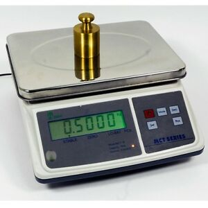 Parts Counting Bench Scale 66lb X 0 002lb Tree Mct 66 With 10v Ac Adapter