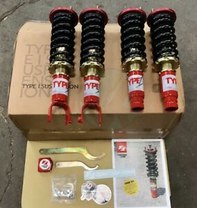 open Box Function And Form Type 1 Coilovers For Honda Civic 1996 2000 Ek