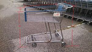 5 used Woodman s Shopping Carts
