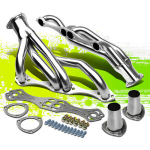 Racing Performance Clipster Header Manifold exhaust For Sbc Small Block A f g V8