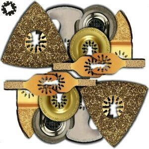 Tg59 14 Tile Carbide Diamond Saw Blade Oscillating Fits Rockwell Dremel Fein