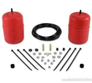60814 Airlift Rear Air Spring Kit W 1000lb Load level Cap Fits Town And Country