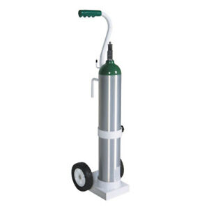 E d Single Cylinder Cart 1 Ea