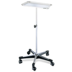 Hand adjustable Chrome Stand Single post Instrument Stand 29 5 49 Height