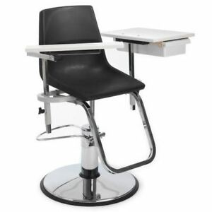 Height Adjustable Blood Draw Chair 1 Ea