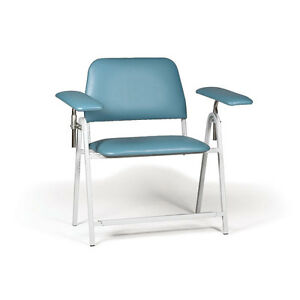 Tall Height Blood Draw Chair Bariatric 50 w X 29 d X 43 h 1 Ea