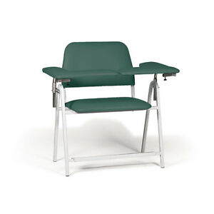 Tall Height Blood Draw Chair Extra wide 45 w X 29 d X 43 h 1 Ea