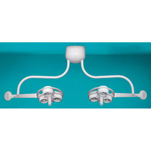 Dual Ceiling mount Mri Surgical Light 1 Ea