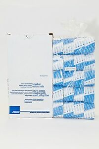 Dental Disposable Braided Cotton Rolls Non sterile 1 1 2 Medium 3 8 Diameter