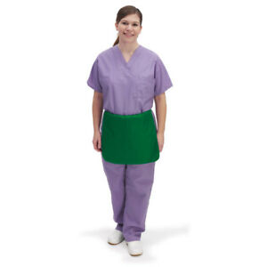 Demi Apron Medium 12 l X 12 w Shield 1 Ea