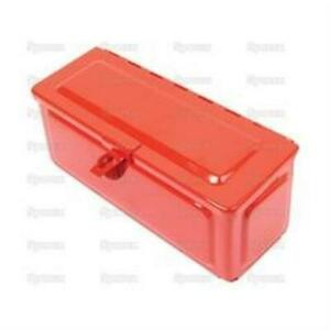 Ford 9n 2n Tractor Tool Box