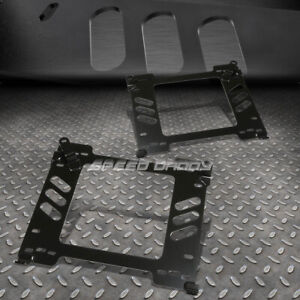 For 92 95 Civic Eg ej1 eh2 eh9 Pair Left right Racing Bucket Seat Mount Bracket