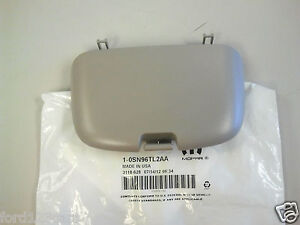 1999 2001 Dodge Ram Overhead Console Sunglass Holder Lid Cover Sn96tl2aa