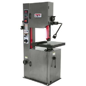 Brand New Jet Vertical Band Saw vbs 2012 414482