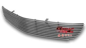 For 04 06 Mitsubishi Galant Ralliart Lower Bumper Billet Premium Grille
