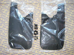 Toyota Tacoma Front Mud Flaps Set Of 2 L R W Bolts Genuine Oem New 2007 2014