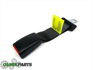 Jeep Dodge Chrysler Ram Seat Belt Extender Oem New Mopar Genuine 5083695aa