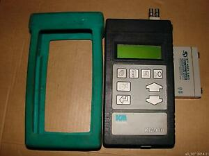 Spare Part Kane may Km900 Pressure Co Gas Combustion Analyzer W o Battery