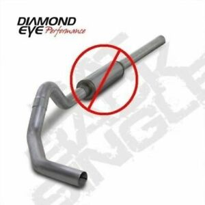 Diamond Eye Cat Back Exhaust System 2003 2007 Ford Excursion 6 0l Powerstroke