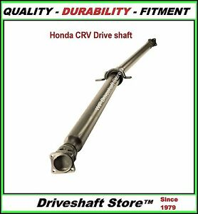 Crv Propeller Shaft Drive Shaft Rear Driveshaft 1997 01 Brand New