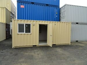 20 Office Shipping Container L I Gold Seal Certified Wa or id Chehalis Wa
