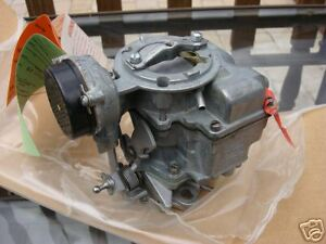 1bbl Carter Ford 6cyc Carb Rebuilt Model Yf