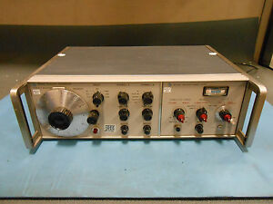 Hp 3300a Function Generator And Hp 3302a Trigger phase Lock
