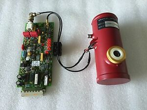 Graseby Infrared 0499 4541 Infrared Detector Fcqr27916 Card Spectrum 2000