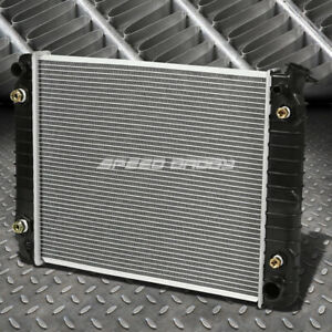 For 85 87 Chevy Gmc Truck van 1500 4 3l V6 Aluminum Core Replacement Radiator