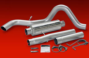 Banks Monster Exhaust System 03 07 Ford F250 F350 Powerstroke 6 0l Diesel Ecsb