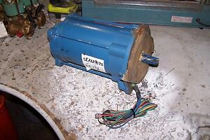 New Limitorque 3 24 Hp Electric Ac Motor 230 460 Vac 3450 Rpm 48 Frame 3 Phase