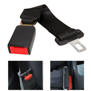 14 Seat Seatbelt Safety Extender Belt Extension 7 8 Buckle For Audi Ford Bmw