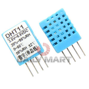 Dht11 Digital Temperature And Humidity Sensor For Arduino Dht 11