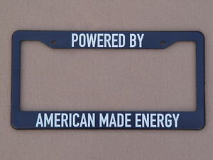 Cng Ngv License Plate Frame New Civic Gx Crown Victoria