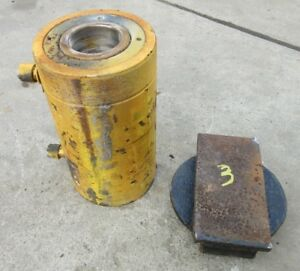 Enerpac Rr 1506 Double Acting 150 Ton 6 Stroke Hydraulic Cylinder 3 Free Ship