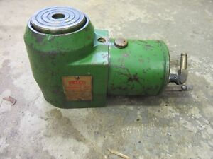 Felco Hydraulic Jack 20 Ton Precision 3 375 Lift Low Clearance Machinery Move 4