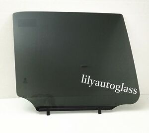 Fit 2001 2007 Toyota Sequoia 4 Dr Passenger Side Right Rear Door Window Glass