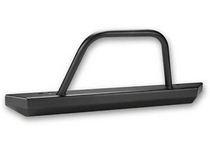 Warrior Front Stubby Bumper W Brush Guard 76 06 Jeep Cj7 Wrangler Yj Tj Lj