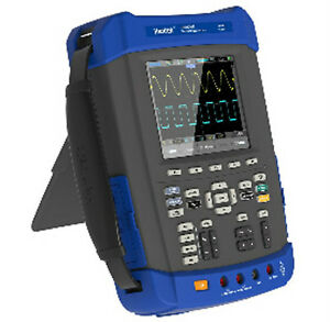 Dso8152e Handheld Oscilloscope 150mhz 1gs s Dmm Usb 2m Memory Depth Dso 8152e