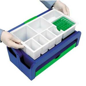 Droplet Blood Collection Tray With 16mm Tube Rack not Shown 1 Ea