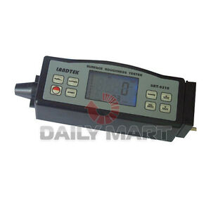 Srt 6210 Digital Surface Roughness Tester Meter With Software Cable New