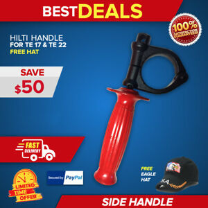 Hilti Replacement Handle For Te 17 Te 22 Original Free Hat Fast Shipping