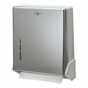 True Fold Metal Front Cabinet Paper Towel Dispenser san T1905xc
