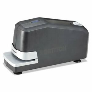Bostitch Stapler W Anti jam Mechanism 20 sheet Capacity Black bos02210