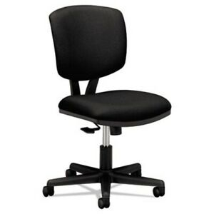 Hon Volt Series Task Chair With Synchro tilt Black Fabric hon5703ga10t